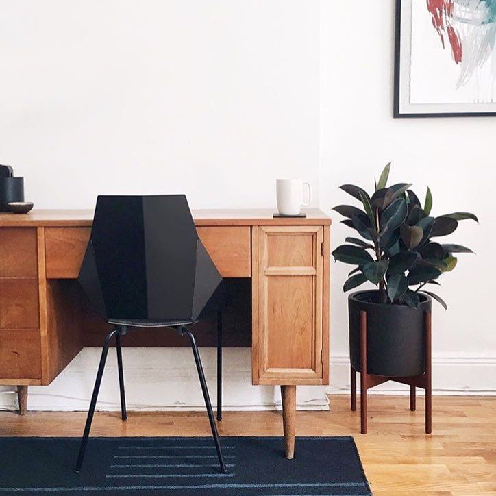 Real Good Chair In Black By Blu Dot