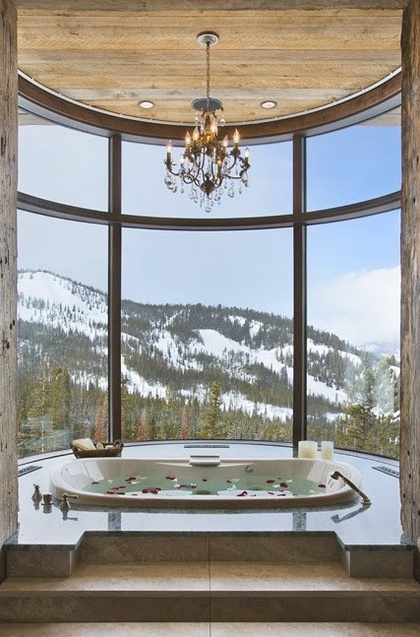 that view...mountain home.  I could deal with this one too!