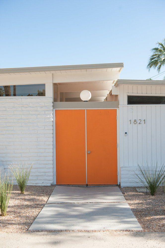 best 25 orange front doors ideas on pinterest. Black Bedroom Furniture Sets. Home Design Ideas