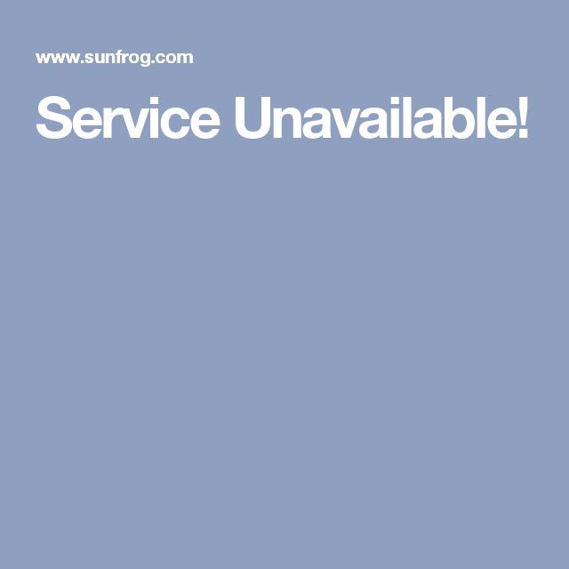 Service Unavailable!