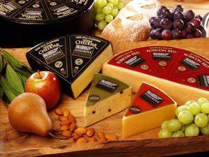 Ashgrove cheese... Tasmanian treats