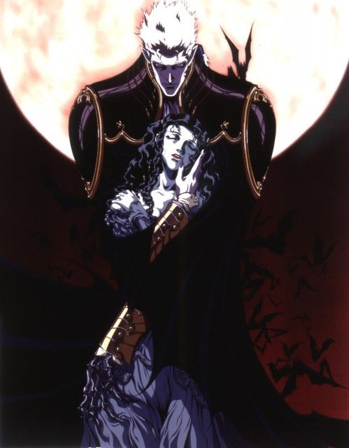 .Meyer & Charlotte: Vampire Hunter D: Bloodlust: SO MANY FEELS.