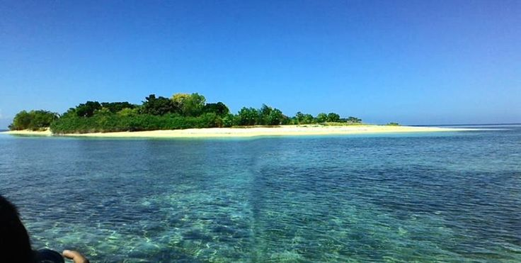 Tempat Wisata Di Polewali Mandar - Pulau Pasir Putih