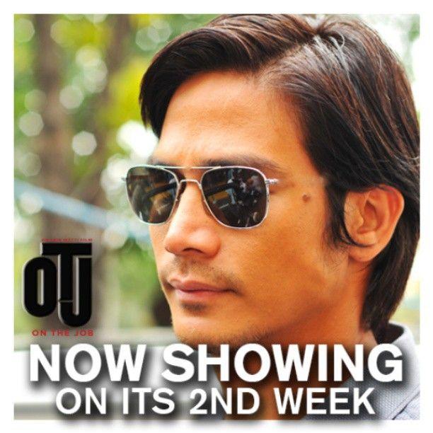 #OTJMovie is now on its 2nd week! Sugod na sa mga sinehan para manood! #StarCinema20 #MagkwentuhanTayo