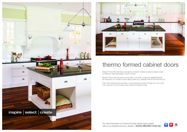 Thermo Formed Mini Brochure. If you would like to view or download our Brochure just click on the link below-  http://www.albedor.com.au/images/downloads/brochures/2014_thermo_formed_mini_brochure.pdf