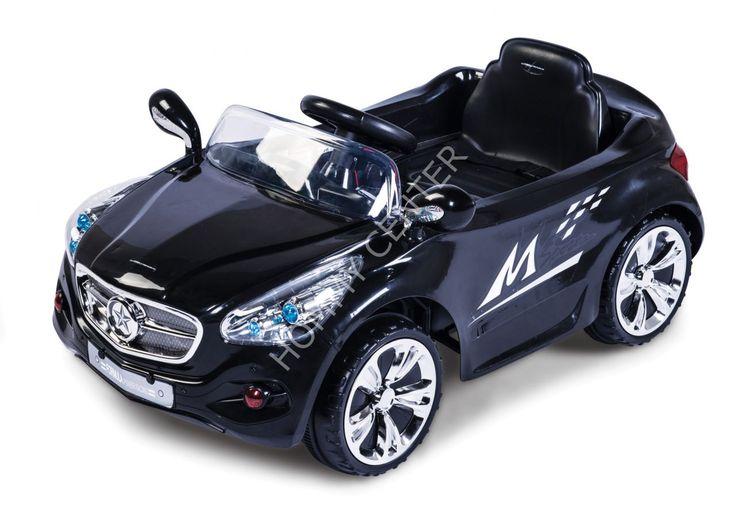 Baby2Go 9325 Akülü Kumandalı Mercedes Araba Siyah | Baby2Go | Akülü Arabalar