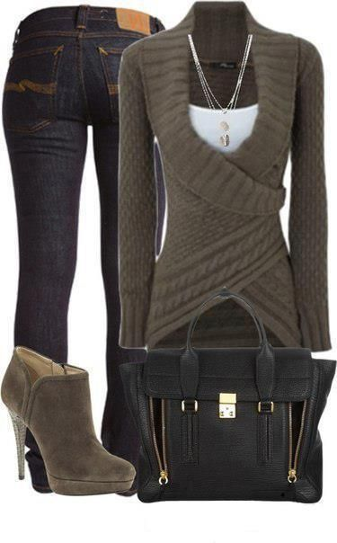 Comfy fall outfit. | You can find this at => http://feedproxy.google.com/~r/amazingoutfits/~3/j_Gj2V72gVE/photo.php: