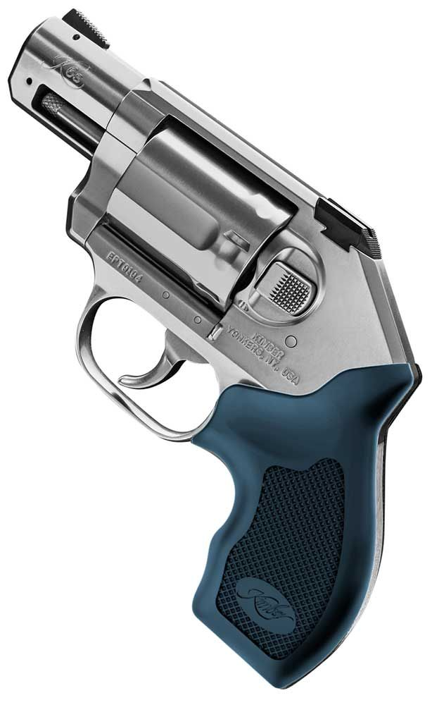 The Kimber K6s revolver represents a first for a company known for 1911-style semi-auto handguns. Check out the details on this pocket .357 here.