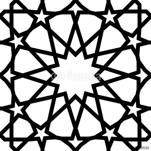 Simple islamic art patterns google search arabic