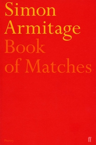 Book of Matches by Simon Armitage by Faber Books, via Flickr