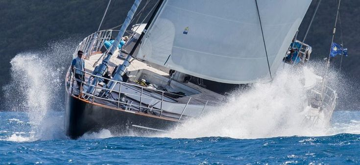 Taking place each year around the jet-set Caribbean island of St Barths, today will see the start of four days of racing where a fleet of nearly 40 yachts – ranging from 23 to 90 metres - battle in six different classes in the waters. www.horizonme.eu