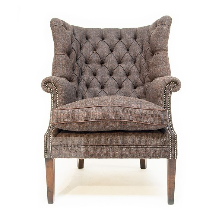Exceptionnel Tetrad Harris Tweed Mackensie Deep Buttoned And Fethae Filled £1085. Http://