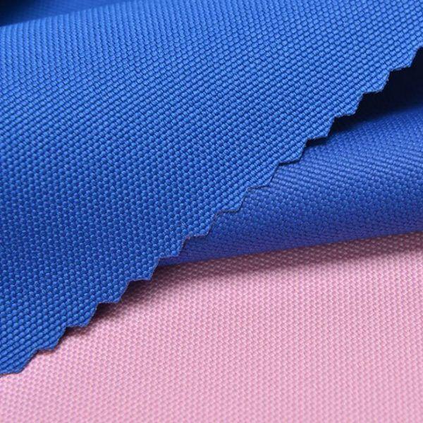 Polyester 600d Oxford Fabric Waterproof Pu Coating For Awning Oxford Fabric Waterproof Coat Fabric