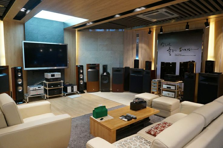 Ruark Audio in Harman Store