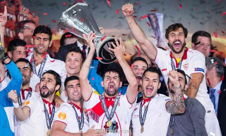 Sevilla have been crowned Europa League champions third time in a row.        Liverpool vs Sevilla, 1 - 3. Europa League final is over. Part II. ... 43  PHOTOS        ... Sevilla retain the Europa League and make it an incredible three in a row, five since 2005.        Posted from:          http://softfern.com/NewsDtls.aspx?id=1092&catgry=6            #the best moments, #Coke, #Unai Emery