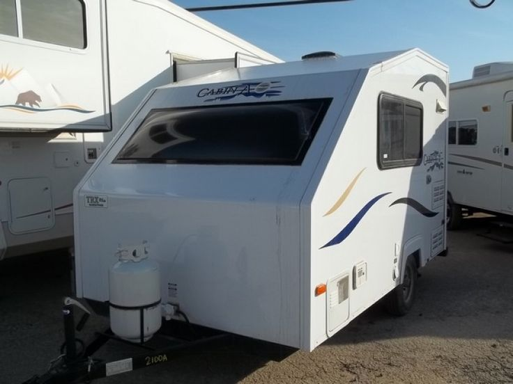 2007 cabin a for sale 10 stock no 2100a for Cabin a camper for sale