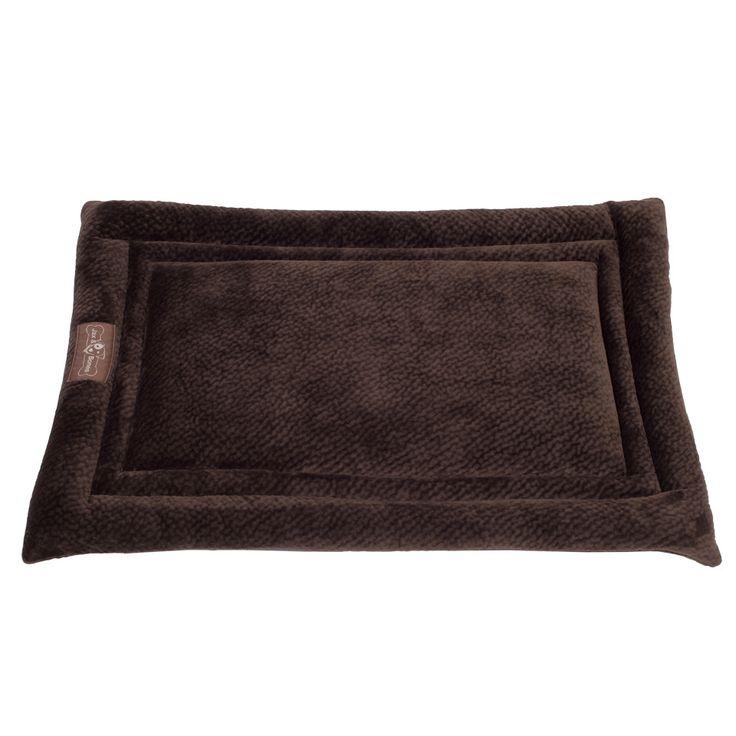Ripple Velour Cozy Mat Dog Bed Dog Pads Pet Mat