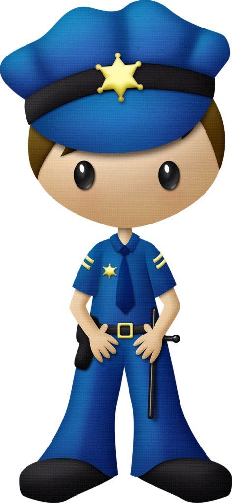 CH.B *✿* De policias ?