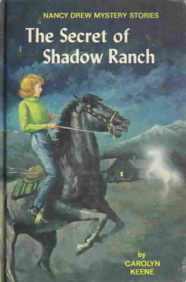 This was the first Nancy Drew book I ever owned/read.  :-). Beginning of an obsession...