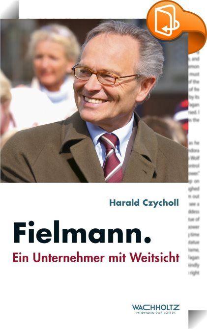 Fielmann    ::  1972 gründet Günther Fielmann sein erstes Optikergeschäft in Cuxhaven, bereits zwei Jahre später besitzt er sieben Läden. Mit ungewöhnlichen unternehmerischen Entscheidungen hat Fielmann es geschafft, mittlerweile über 500 Filialen in Deutschland erfolgreich zu betreiben, damit einen Marktanteil von 20 Prozent zu erzielen und Marktführer zu werden. Sein Motto lautet: »Modische Brillen auf Rezept«. Das macht ihn zum erfolgreichsten Optiker Europas. Doch Günther Fielmann ...