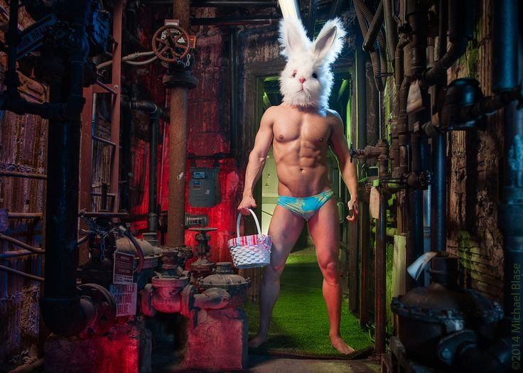 from Huxley trolley gay bunny hop