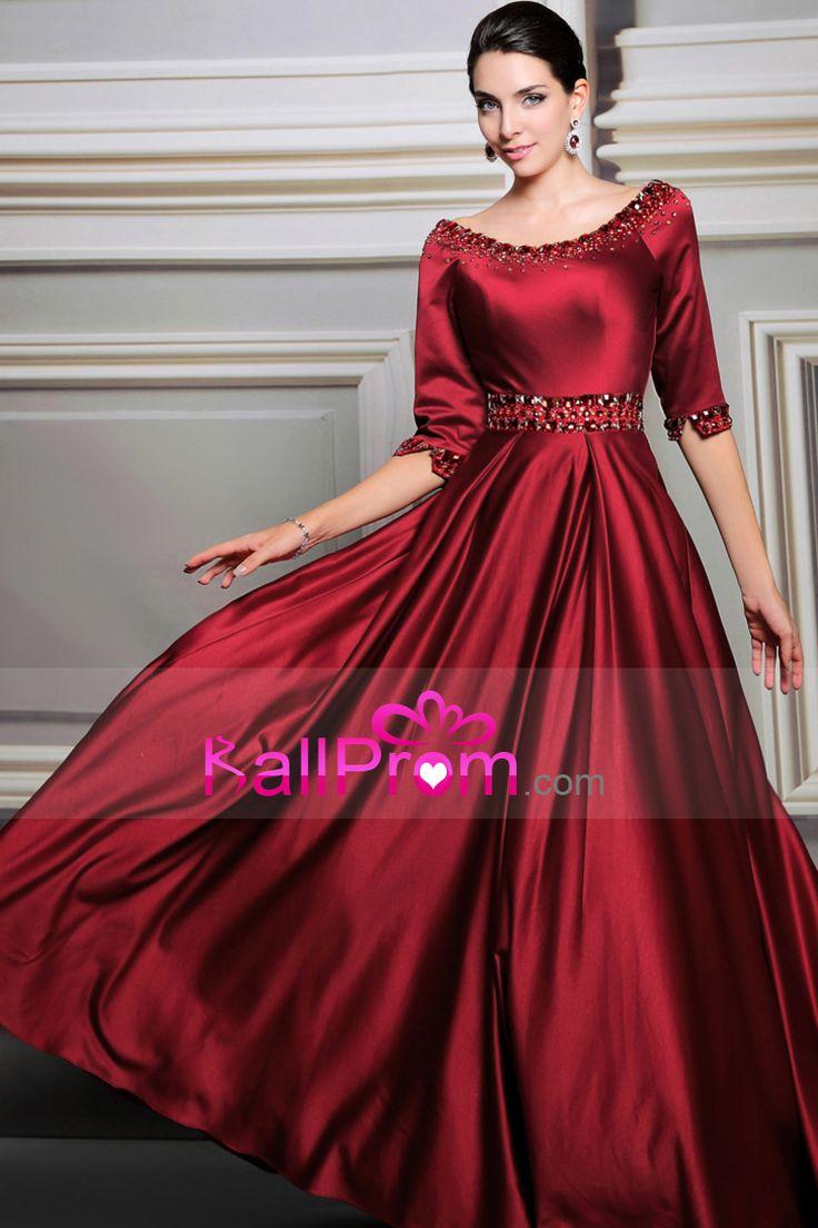 64 best prom dresses images on pinterest wedding dress clubbing 2015 venice style modest bateau a line prom dress mid length sleeve 31260 ombrellifo Choice Image