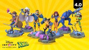 Los X-MEN llegan a Disney Infinity 4.0 | Atomix