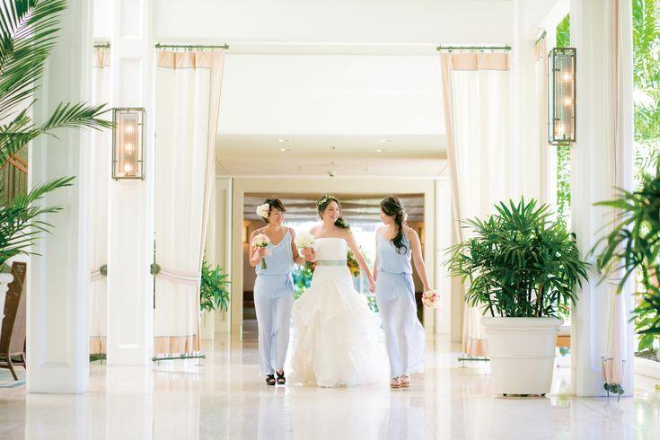 ハワイ挙式・海外挙式なら[クラシコウエディング] ハウテラスチャペル・アット・ハレクラニ #ハワイウェディング #ハワイ挙式 #海外ウェディング #海外挙式 #ガーデンウェディング #ガーデン挙式 #ウェディングフォト #結婚式準備 #プレ花嫁 #ハレクラニウェディング #ハレクラニ #ハウテラスチャペル #ハウテラス #ホテルウェディング