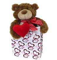 Bear with heart <3
