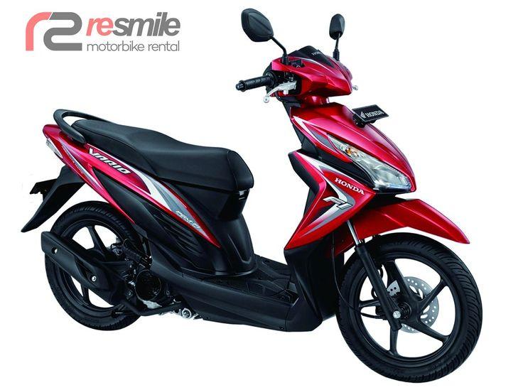 Honda Vario CW PGM Fi - Red
