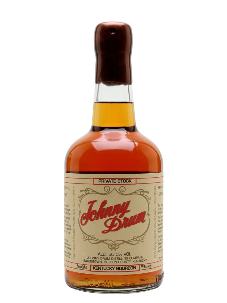Johnny drum private stock in 2020 bourbon whisky
