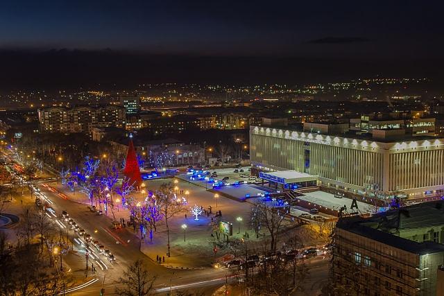 Yuzhno-Sakhalinsk - gorgeous! I grew up there...