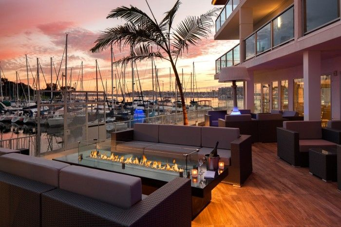 3. Salt Restaurant and Bar in Marina Del Rey