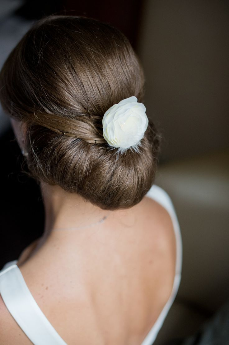 Hairstyle | Photography: Amanda Megan Miller | on SMP: http://stylemepretty.com/2013/08/28/chicago-wedding-at-lacuna-artist-lofts-from-amanda-megan-miller-photography/