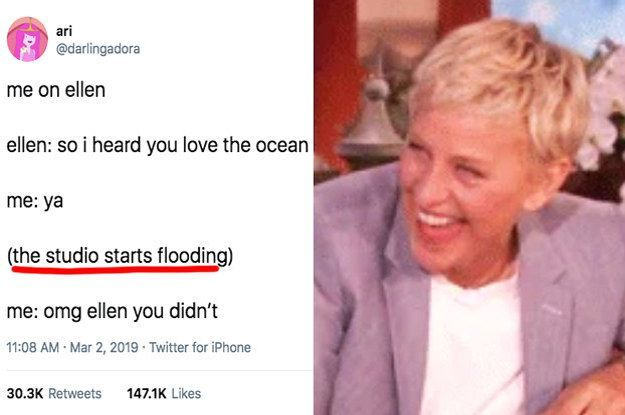 17 Me On Ellen Memes That Are Reaaaaally Dark And Also