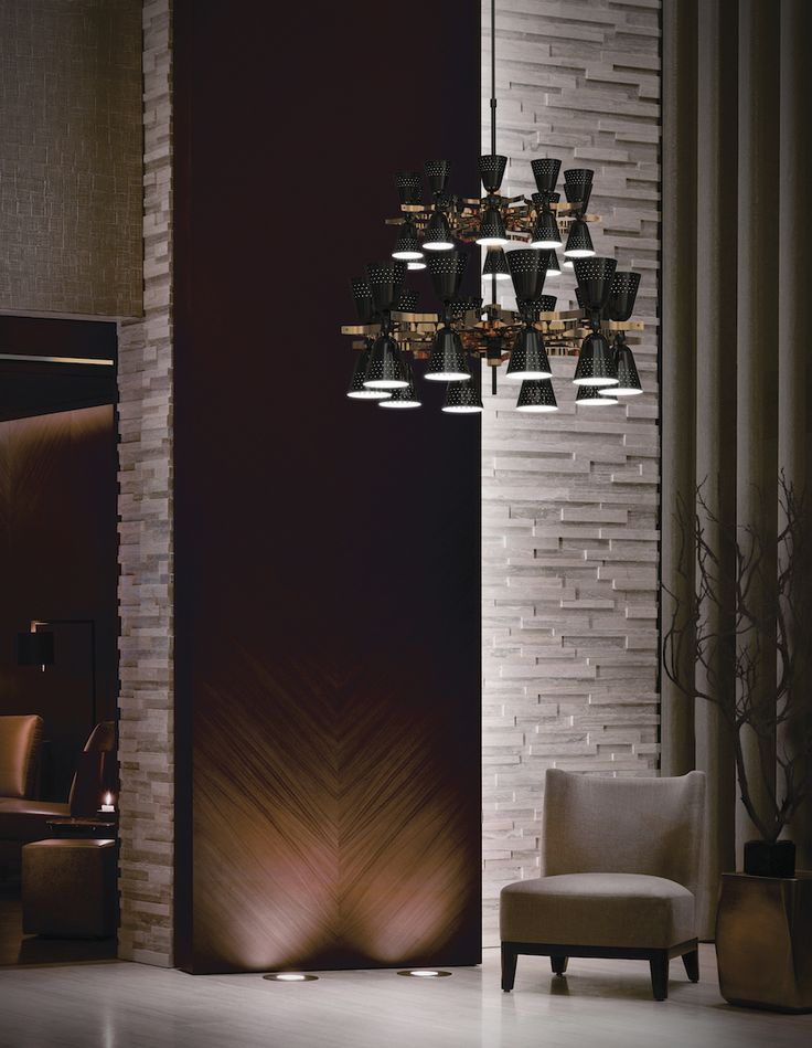 Of course you're wrong if you thing you saw everything about lighting: Charles suspension copper details came to reinvent design.