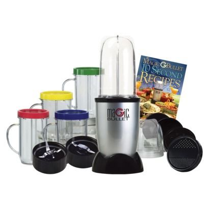 the Magic Bullet blender makes the most perfect smoothies ever. Mine is almost broken, I use it so much.