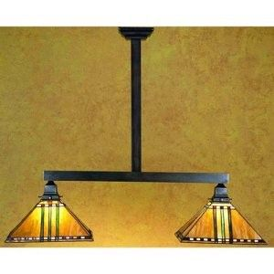 craftsman style lighting for pool table | More Pool Table Lights