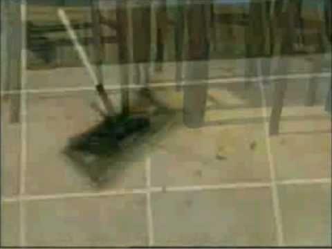 Escoba Inalambrica Swivel Sweeper (Anunciado en TV) - YouTube