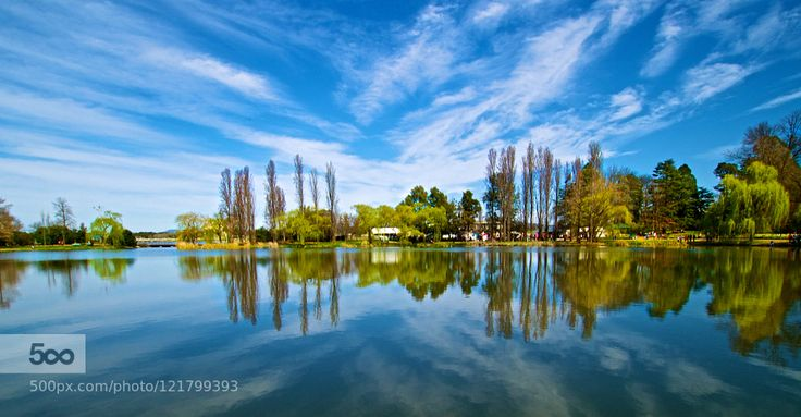 Reflections on Lake Burley Griffin by thisismarysharp1. Please Like http://fb.me/go4photos and Follow @go4fotos Thank You. :-)