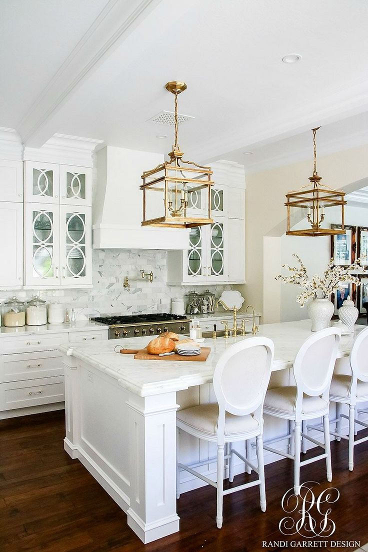 White On White Kitchen 17 Best Ideas About White Kitchen Inspiration On Pinterest White