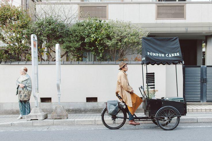 Cakes on Wheels | Kinfolk