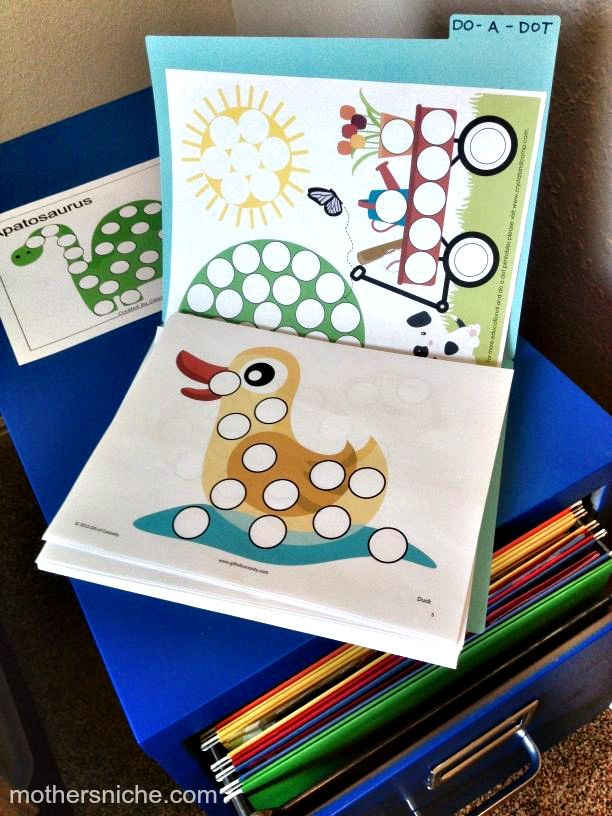 over 200 free printable do a dot worksheets