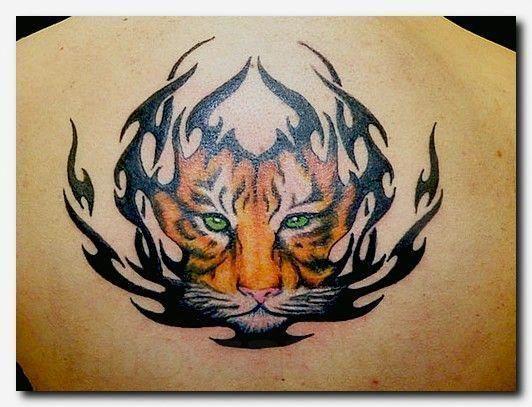 #tigertattoo #tattoo wrap around tribal tattoos, mushroom tattoo, best family tattoos, tattoo christian, rose tattoos for ladies, frangipani tattoo de…