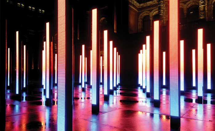 United-Visual-Artists,-Volume;-One-Point-Six,-V&A.-Brit-Insurance-Designs-of-the-Year-exhibition.