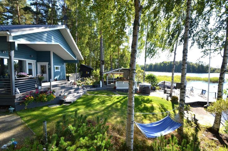 Asunto myynnissä - Rapasaarentie 140, Sysmä