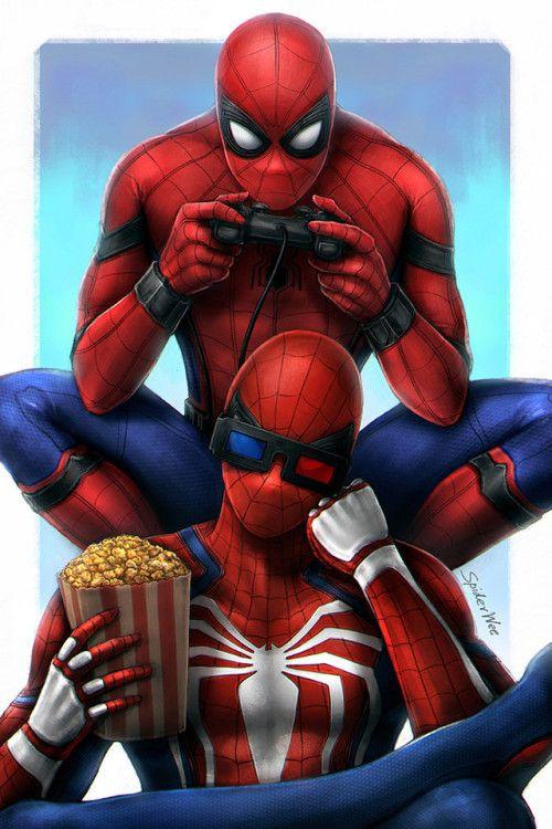 The Spider-Men of 2017 - Taweesak Riwsuksan
