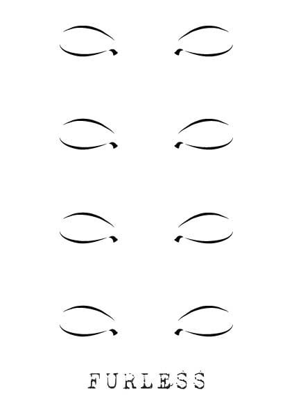 Eye For Design Bohemian Interiors And Accessories: FREE Makeup Design Templates! Http://furless.com.au/index