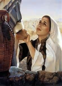 woman at the well bing images bible verses pinterest