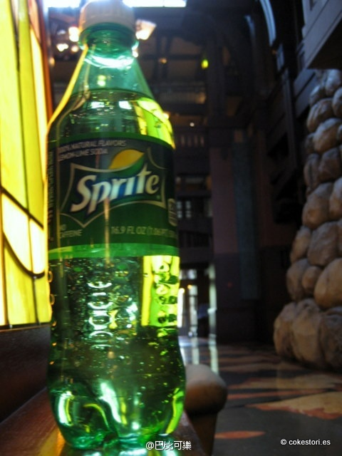 Sprite at Disney's Grand Californian Hotel in Anaheim California: Sprites Golden, Disney Grand, Grand Californian, Golden Anniversaries, Californian Hotels, Anaheim California